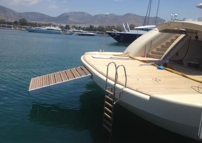 Seaswim ladders