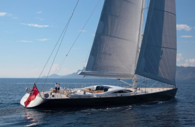 sailing yacht heureka - Hydromar Marine Equipment