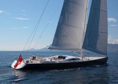 sailing yacht heureka - Hydromar Marine Equipment