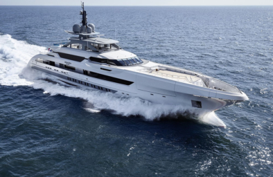superacht Galactica Super Nova build by Heesen yachts