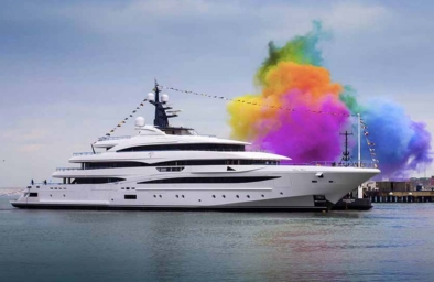 Hydromar - superyacht Cloud Nine