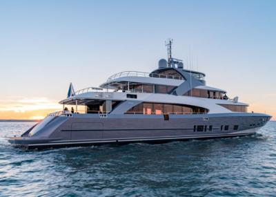 superyacht Tosca - Hydromar Marine Equipment