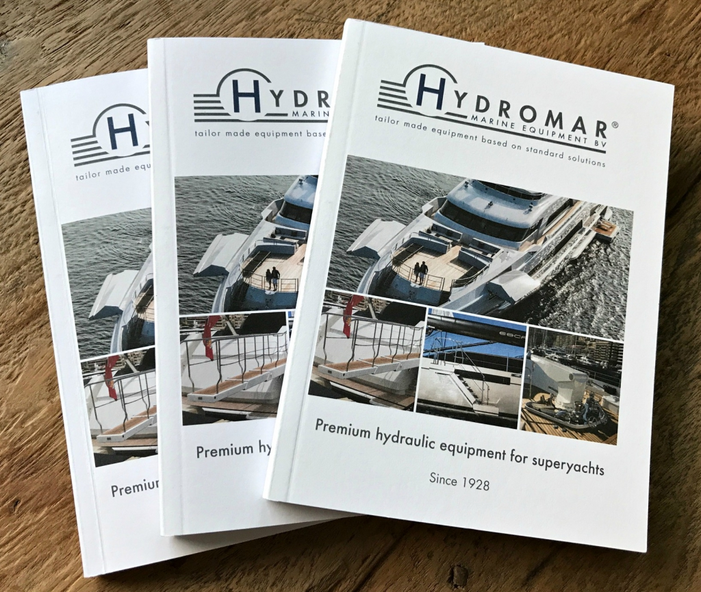Hydromar booklet to honour nine years of existence