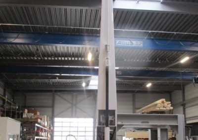 MY Senses with a Hydromar deck crane including light mast function (3)