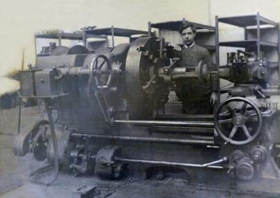 Machining Company A. van der Velden, Haarlem, The Netherlands
