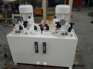 480 hydraulic steering system