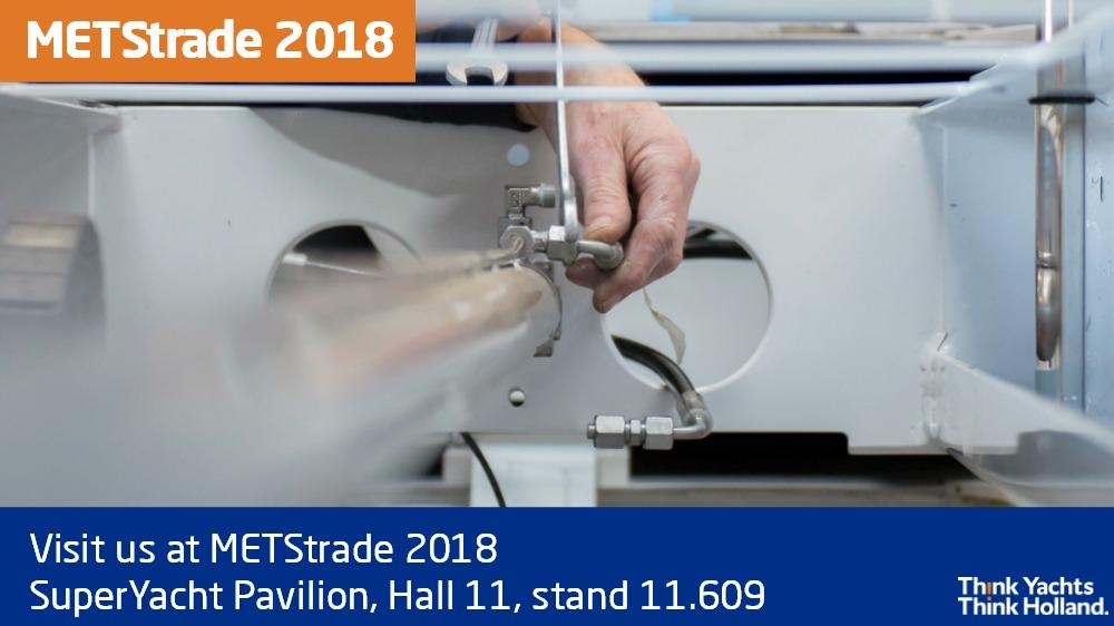 Hydromar is attending METStrade 2018