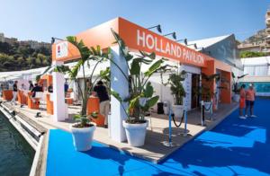 Monaco Yacht Show 2018 Holland Pavilion
