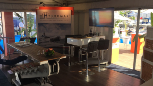 Monaco Yacht Show 2018 Hydromar in Holland Pavilion