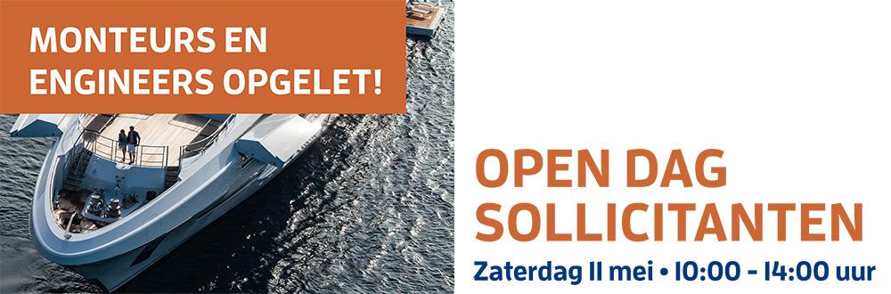 Open Sollicitanten Dag Hydromar in Leeuwarden