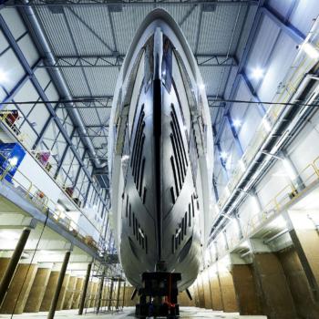 Hydromar equipment on MY Electra - Heesen Yachts